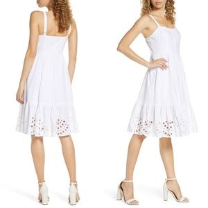 NWT French Connection Ancoline Sundress